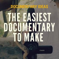 Don't act like a filmmaking amateur, even if you are one! Here are the 13 top blunders of the first time documentary filmmaker.