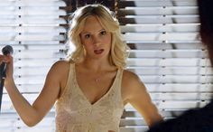 Candice Accola's Vampire Diaries blog: Inside dish on 'I Could Never Love Like ... - Entertainment Weekly (blog)