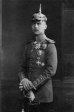 His Royal Highness Prince Oskar of Prussia (1888-1958).