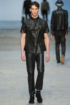 Costume National | Spring 2014 Menswear Collection | Style.com