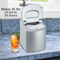 COUNTER TOP ICE MAKER | Taylor Gifts