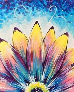 Find the perfect thing to do tonight by joining us for a Paint Nite in Bangor, M. - Find the perfect thing to do tonight by joining us for a Paint Nite in Bangor, ME, featuring fresh - Cute Canvas Paintings, Easy Canvas Painting, Simple Acrylic Paintings, Diy Painting, Simple Flower Painting, Acrylic Painting Flowers, Spring Painting, Beginner Painting, Acrylic Canvas