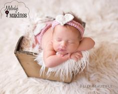 Sweetheart Diaper Cover and Headband Set by MelodysMakings on Etsy, $3.99