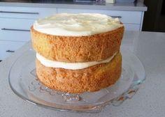 Lee's Sponge Classic Sponge Cake Recipe, Sponge Recipe, Sponge Cake Recipes, Round Cake Pans, Round Cakes, Lemon Sour Cream Cake, Meringue Cake, Light Cakes, Before And After Weightloss
