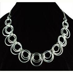 Scallop Necklace - Rebeca Mojica Jewelry