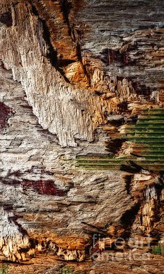 In Box Canyon Abstract - photograph by Lee Craig. Fine art prints and posters for sale.  #abstractphotography #fineartphotography #leecraig