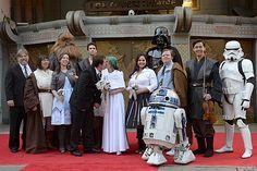mariage Star War