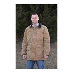 Canyon Mens Coat Frontier Brown - Item # 41079