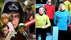 Star Wars vs. Star Trek (Infographic) | ScienceDump
