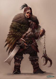 Monster Hunter Challenge - Harpy Armor by SpineBender on DeviantArt