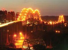 International Bridge (Sault Ste Marie, MI & Sault Ste Marie, ON)