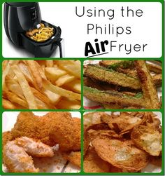 Using the Philips AirFryer for the first time by RobynsOnlineWorld.com #AirFryer #SheSpeaks