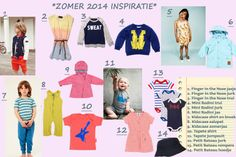 Inspiratie kinderkleding zomer 2014 | MiniRepublic babykleding en kinderkleding www.minirepublic.nl