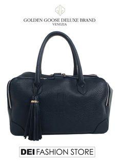 The Italian top Luxury Brand.. http://www.deifashionstore.com/women/golden-goose-handbag.html