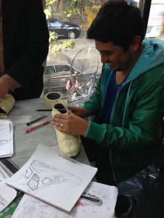 Scenes from a special PENSOLE class sponsored by Nike in Mexico City (Nov. '13).