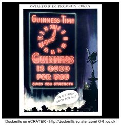 GUINNESS - Guinness Advert - Guinness is Good For You. From the Bystander Magazine, November 22nd, 1933.