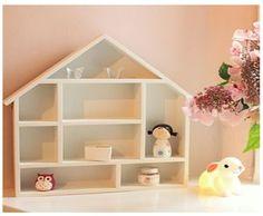 Dolls house display cabinet: Little Ella James