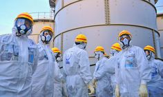 Japan Declares Crisis As Fukushima Reactor Begins Falling Into Ocean A. Fukushima, Nuclear Reactor, Nuclear Power, Chernobyl, Tsunami, Pacific Ocean, A Team, Japan, How To Plan