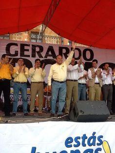 Presentación de @Jesus_ZambranoG en el mitin de Guadalupe con @Luis Gerardo Romo Fonseca #PRD #SomosTuVoz @PRDZacatecas pic.twitter.com/6GKQFwVt4v