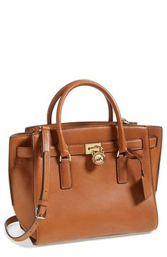 MICHAEL Michael Kors 'Large Hamilton - Traveler' Tote available at #Nordstrom