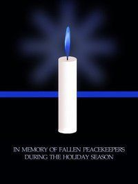 Light a candle for the blue line sacrifice. Cop Wife, Police Wife Life, Police Family, Leo Police, Police Officer, Police Prayer, Police Quotes, Police Humor, Military Quotes