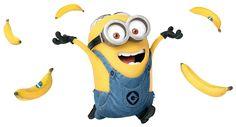 Minions 08 Bananas