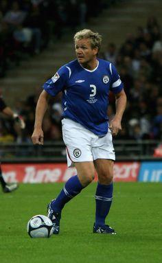 Gordon Ramsay - Celebrities Attend Charity Football Match ' Soccer Aid' 2008