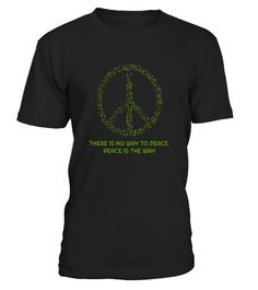"""# Peace Is the Way Peaceful Veteran's T-shirt .  Special Offer, not available in shops      Comes in a variety of styles and colours      Buy yours now before it is too late!      Secured payment via Visa / Mastercard / Amex / PayPal      How to place an order            Choose the model from the drop-down menu      Click on """"Buy it now""""      Choose the size and the quantity      Add your delivery address and bank details      And that's it!      Tags: There is no way to peace, peace is the…"""