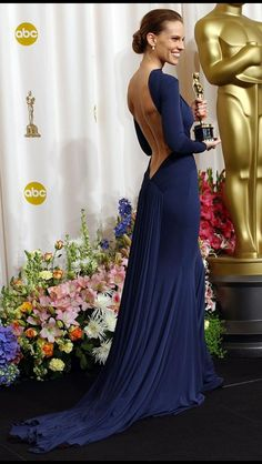 Hilary Swank, Oscars 2005