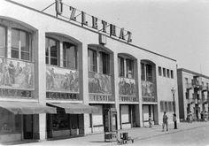 (Sztálinváros), Bartók Béla tér, Üzletház. Street View