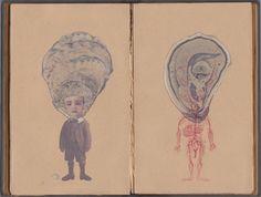 The Oyster Boy -Tim Burton 2012