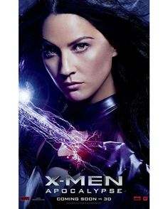 """""""The End is Here And Only The Strong Shall Survive"""" #XMen #Apocalypse still showing @GDCinemas. Please Visit http://ift.tt/1LHnTEM for movie times."""