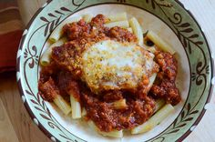 Skillet Chicken Parmesan by From Valerie's Kitchen, via Flickr
