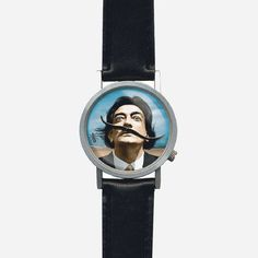This kicks the crap out of a Mickey Mouse watch!   Made by The Unemployed Philosophers Guild, some proceeds from sales go to various charities.