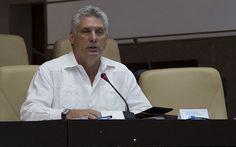 """#Cuba: """"...hay una voluntad política del Gobierno cubano por desarrollar la informatización de nuestra sociedad"""". Díaz-Canel Bermúdez"""