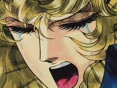 The Rose of Versailles Lady Oscar, Old Anime, Anime Profile, Pilgrimage, Light And Shadow, Aesthetic Anime, Aurora Sleeping Beauty, Fan Art, Cartoon
