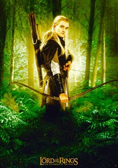 Legolas Lord of the Rings poster;Fellowship of the Ring