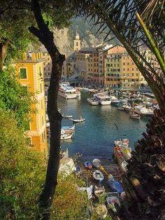 Camogli, Liguria, Italy