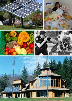 "LIVING OFF THE GRID - 10 Awesome Reasons to Live Off-the-Grid... ""Living off the grid"" is not just something that you DO, it's someone that you become. It takes some effort and personal commitment to change your lifestyle enough to live off the grid, but click the photo above to find out 10 reasons why iit's worth it - fun article!  After you read, then go to www.GetTheFrackOut to learn more about living off the grid and without fossil fuel dependence. #green #sustainable #offthegrid #eco"