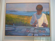 Island Time - gallery exhibit by Louise Bourne