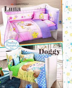 from Catalogo Colchas Competition y Primavera Precious Moments, Toddler Bed, Bb, In This Moment, Furniture, Home Decor, Spring 2016, Child Bed