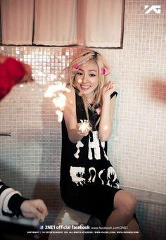 2NE1 release new still cuts from 'Do You Love Me' MV set | allkpop.com