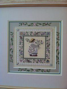 Cross stitch  Sophie's Roses by Shepherd's Bush