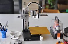 Kickstarter launch for compact, hackable 3D printer | Open Electronics