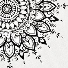 The Effective Pictures We Offer You About Mandala Painting buddha A quality pi Easy Mandala Drawing, Mandala Doodle, Mandala Art Lesson, Doodle Art Drawing, Mandala Artwork, Mandala Painting, Art Drawings, Mandala Sketch, Drawing Drawing