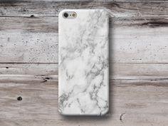Wit Marmer Case iPhone S4 S5 S6 Mini Grand Prime  van MichaelCase Shop op DaWanda.com