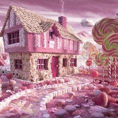 Casa de doces!!hmmmm