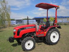 Eurotek Foton tracteur 25 cv cabine