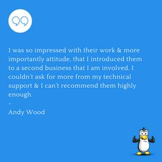 Another great testimonial for us. Thank you :)    Find your perfect #webhosting package here: https://www.canva.com/design/DACwVRo03tI/LqZpJGV1KGHTLFsNHdQFCg/edit