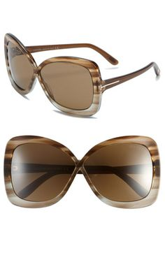 Tom Ford 'Calgary' Sunglasses   Going to find these tomorrow!